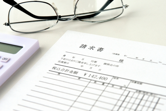 請求書の再発行はどうすればいい?送付状は必ず必要?
